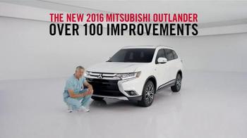 2016 Mitsubishi Outlander TV Spot, 'Fascia: Cash Back' - Thumbnail 3