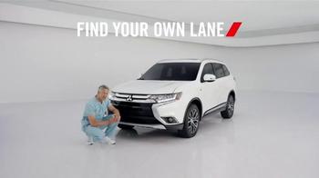 2016 Mitsubishi Outlander TV Spot, 'Fascia: Cash Back' - Thumbnail 4