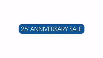 Rooms to Go 25th Anniversary Sale TV Spot, 'Big Deal' Feat. Sofia Vergara - Thumbnail 1