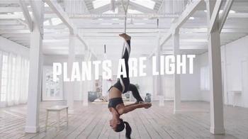 Silk Unsweetened Almondmilk TV Spot, 'Plants Are Light' - Thumbnail 5