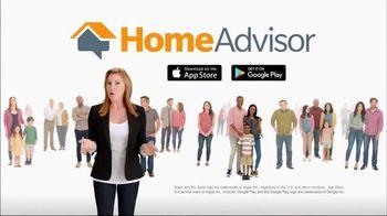 HomeAdvisor TV Spot, 'Happy Homeowners' Featuring Amy Matthews