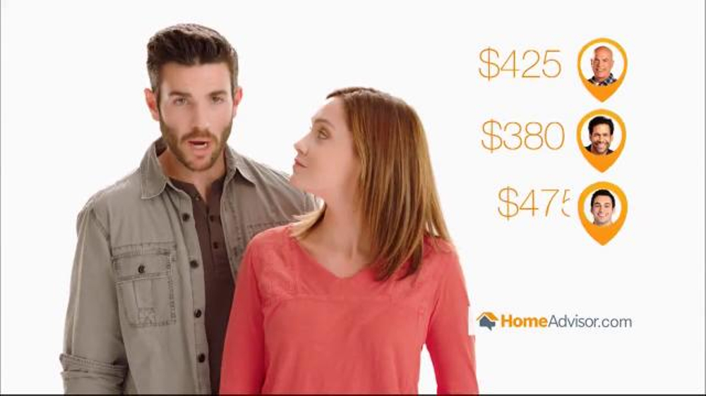 Homeadvisor tv commercial 39 happy homeowners 39 featuring for Home advisor