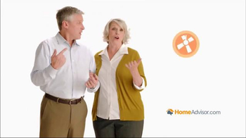 HomeAdvisor TV Spot, 'Happy Homeowners' Featuring Amy Matthews - Thumbnail 1