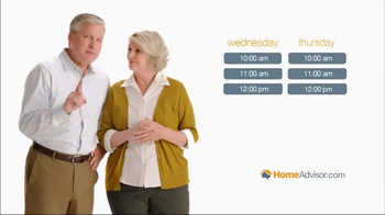 HomeAdvisor TV Spot, 'Happy Homeowners' Featuring Amy Matthews - Thumbnail 4