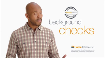 HomeAdvisor TV Spot, 'Happy Homeowners' Featuring Amy Matthews - Thumbnail 5