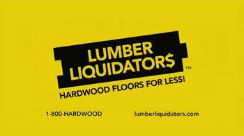Lumber Liquidators TV Spot, 'More Deals' - Thumbnail 8