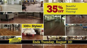 Lumber Liquidators TV Spot, 'More Deals' - Thumbnail 2