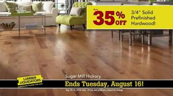 Lumber Liquidators TV Spot, 'More Deals' - Thumbnail 3