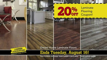 Lumber Liquidators TV Spot, 'More Deals' - Thumbnail 4