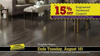 Lumber Liquidators TV Spot, 'More Deals' - Thumbnail 5