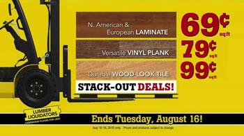 Lumber Liquidators TV Spot, 'More Deals' - Thumbnail 6