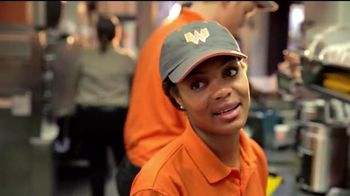 Whataburger Jalapeno Cheddar Biscuit TV Spot, 'Get Your Day Started'