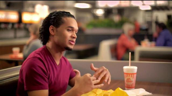 Whataburger Jalapeno Cheddar Biscuit TV Spot, 'Get Your Day Started' - Thumbnail 4