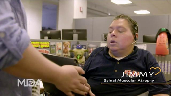 Muscular Dystrophy Association TV Spot, 'Watch Me' - Thumbnail 7