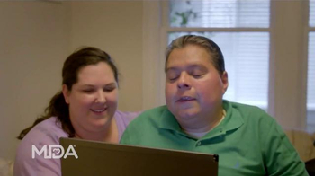 Muscular Dystrophy Association TV Spot, 'Watch Me' - Thumbnail 8