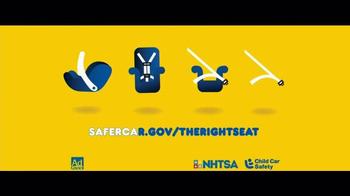 NHTSA TV Spot, 'Storks: Child Passenger Safety' - Thumbnail 7