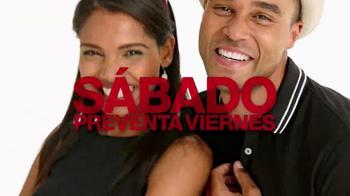 Macy's La Venta de Un Día TV Spot, 'Ofertas del día: el hogar' [Spanish] - Thumbnail 2