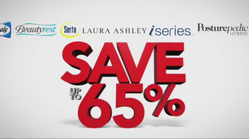 Sleepy's Lowest Prices of the Season TV Spot, 'Queen Sets on Sale' - Thumbnail 2