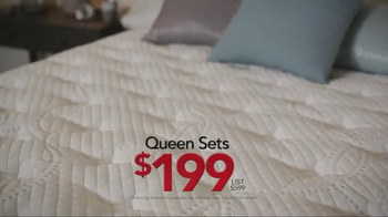 Sleepy's Lowest Prices of the Season TV Spot, 'Queen Sets on Sale' - Thumbnail 3