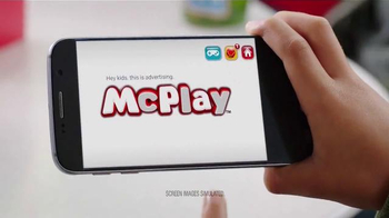 McDonald's Happy Meal TV Spot, 'Power Up Your Play' - Thumbnail 6