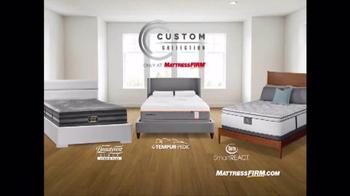 Mattress Firm Sleep Happy Summer Sale TV Spot, 'Queen Sets & Cool Cash' - Thumbnail 7
