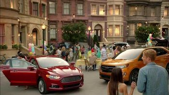 Ford Freedom Sales Event TV Spot, 'Smart Bonus' Song by Pitbull
