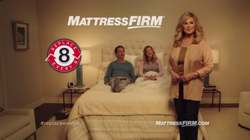 Mattress Firm TV Spot, 'Check Your Tag' Featuring Morgan Fairchild - 747 commercial airings
