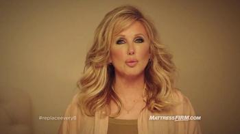Mattress Firm TV Spot, 'Check Your Tag' Featuring Morgan Fairchild - Thumbnail 4