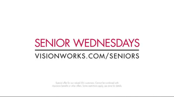 Visionworks Senior Wednesdays TV Spot, 'Bring Your Prescription' - Thumbnail 9