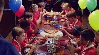 Common Sense Media TV Spot, 'Device Free Dinner: Soccer Celebration'