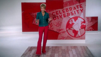 The More You Know TV Spot, 'Celebrate Diversity' Featuring Joanna Cassidy - Thumbnail 5