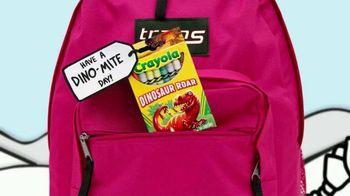 Target TV Spot, 'Back to School: Dinosaurs' Song by L2M
