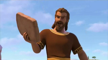 Superbook DVD Club TV Spot, 'Doing What's Right' - Thumbnail 7