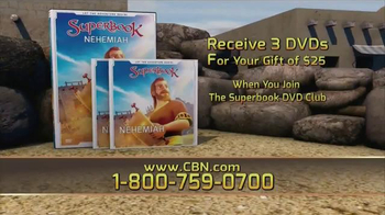 Superbook DVD Club TV Spot, 'Doing What's Right' - Thumbnail 6