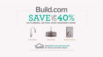 Build.com TV Spot, 'Summer Plumbing, Lighting and More' - Thumbnail 7