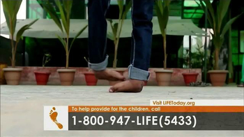 LIFE Outreach International TV Spot, 'A Chance to Walk' - Thumbnail 2