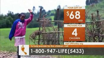 LIFE Outreach International TV Spot, 'A Chance to Walk' - Thumbnail 4