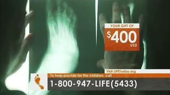 LIFE Outreach International TV Spot, 'A Chance to Walk' - Thumbnail 5