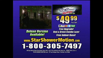 Star Shower Motion TV Spot, 'Holidays Come to Life' - Thumbnail 8