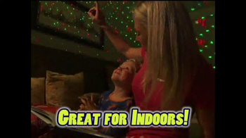 Star Shower Motion TV Spot, 'Holidays Come to Life' - Thumbnail 6