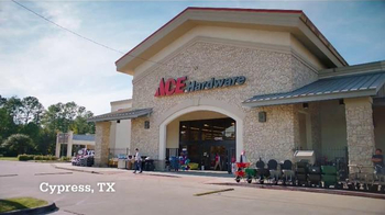 ACE Hardware TV Spot, 'Lawn Pattern Baldness' - Thumbnail 2