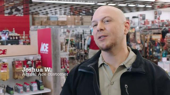 ACE Hardware TV Spot, 'Lawn Pattern Baldness' - Thumbnail 3