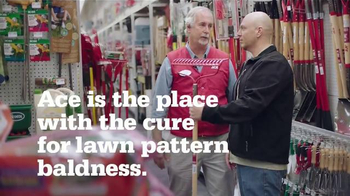 ACE Hardware TV Spot, 'Lawn Pattern Baldness' - Thumbnail 7