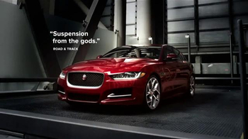 2017 Jaguar XE TV Spot, 'Accolades' - 1 commercial airings