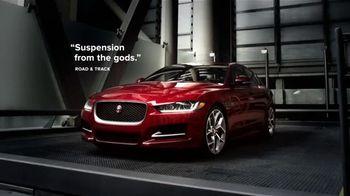 2017 Jaguar XE TV Spot, 'Accolades' - 1 commercial airings