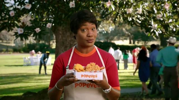Popeyes Magnolia Blossom Chicken TV Spot, 'Summertime' - Thumbnail 10