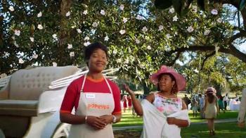 Popeyes Magnolia Blossom Chicken TV Spot, 'Summertime' - Thumbnail 2