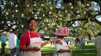 Popeyes Magnolia Blossom Chicken TV Spot, 'Summertime' - Thumbnail 3