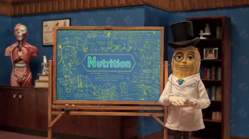 Planters NUT-rition TV Spot, 'Science' - 2100 commercial airings