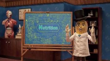 Planters NUT-rition TV Spot, 'Science' - Thumbnail 4